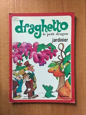 DRAGHETTO LE PETIT DRAGON JARDINIER