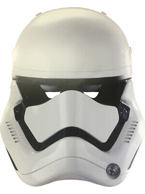Adult's Star Wars First Order Stormtrooper Soldier Mask Costume Accessory](Start Wars Costumes)