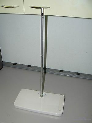 1940s Fisher Lab Stand Holder With Porcelain Base - Nice.