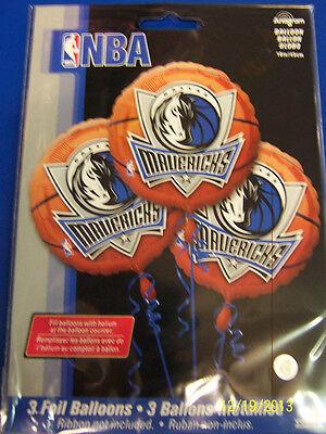 Dallas Mavericks NBA Basketball Sports Banquet Party Decoration Mylar Balloons](Basketball Banquet Decorations)