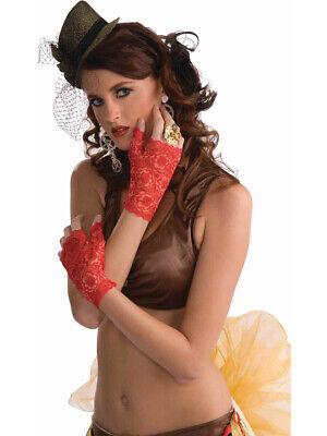 Womens Western Cowboy Steampunk Gear Bronze Earrings Costume Accessories