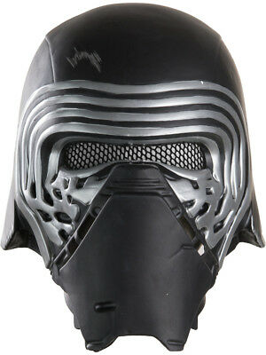 Star Wars EP7 The Force Awakens Kids Kylo Ren Half Mask Costume Accessory