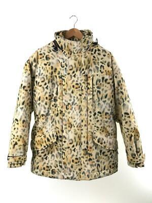 MARTINE ROSE Napa By M Nylon Na4Dvg Yellow Nylon Fashion Jacket From Japan