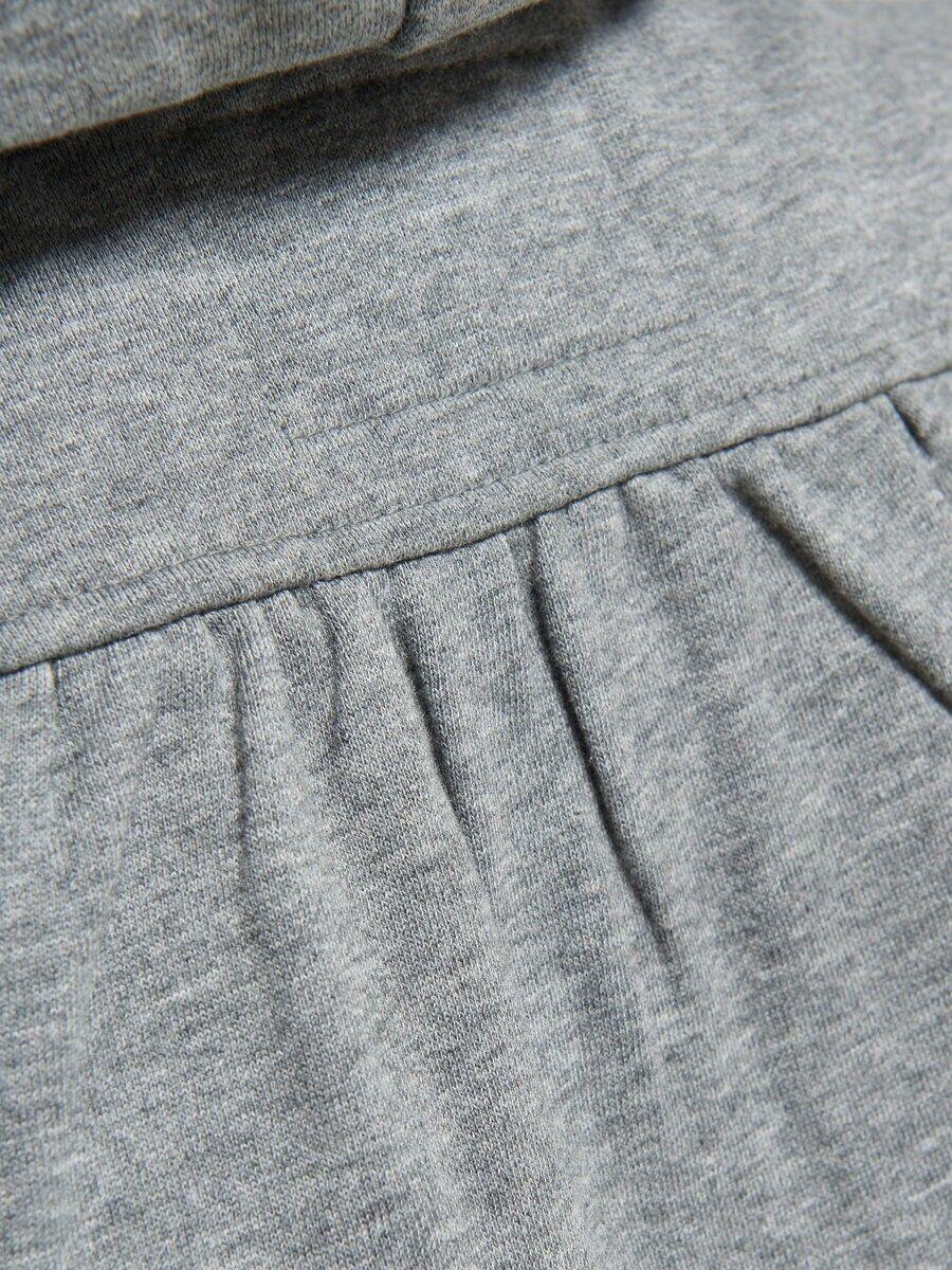 ONLY Damen Sweatjacke Jacke onlFIANTO HOGHNECK OVERLAP Kapuze Hoodie Sweat Shirt