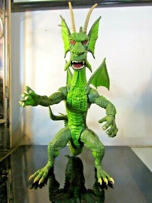 Marvel Legends Fin Fang Foom BAF COMPLETE HASBRO ~