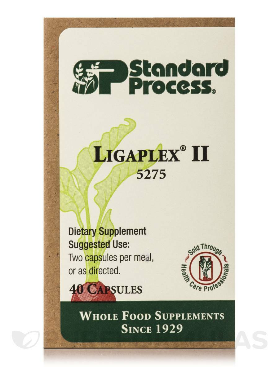Standard Process | Ligaplex II | 150 Capsules EXP 03-21