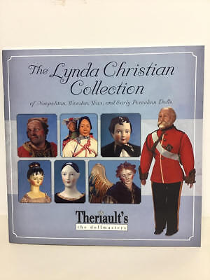 THERIAULT BOOK - THE LYNDA CHRISTIAN COLLECTION (NEOPOLITAN,WOODEN,WAX,PORC)