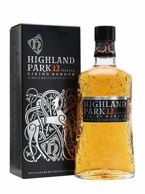 Highland Park 12 Jahre Viking Honour Orkney Single Malt Scotch Whisky 0,7l