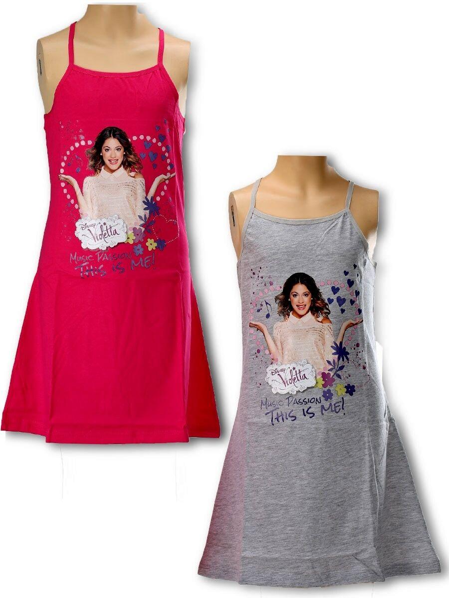 Violetta Kleid 104 116 128 140 146 152 Strandkleid Sommerkleid Disney Shirt