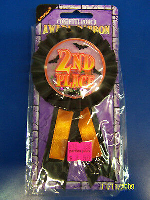 Party Station Halloween Costumes (2nd Place Costume Contest Halloween Carnival Party Confetti Pouch Award)