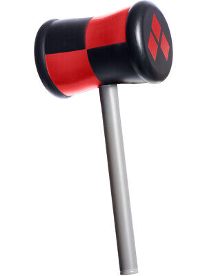 Dc Hero Costumes (DC Super Hero Girls Harley Quinn Mallet Toy Costume)
