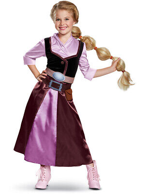 Girls Disney Tangled The Series Rapunzel Outfit Costume](Rapunzel Outfit)