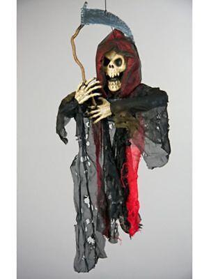 Hängedekoration Sensenmann 50 cm Halloween Deko Horror ()