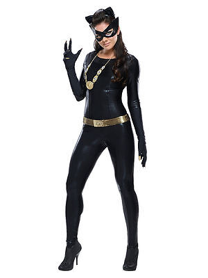 Cosplay Costume Outfit (Catwoman Cosplay Kostüm)