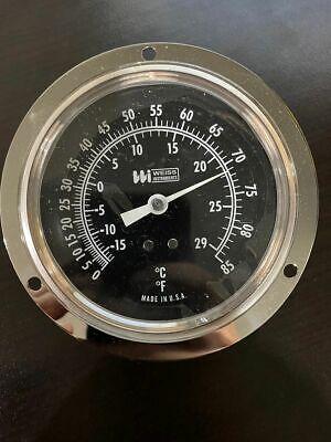 Thermometer 3.5in F. 57064 Milk Tank