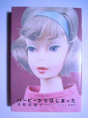 Barbie History book vintage old photo fashion dolls