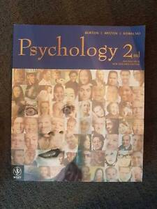 Psychology Textbook Edition 2 Greenwith Tea Tree Gully Area Preview