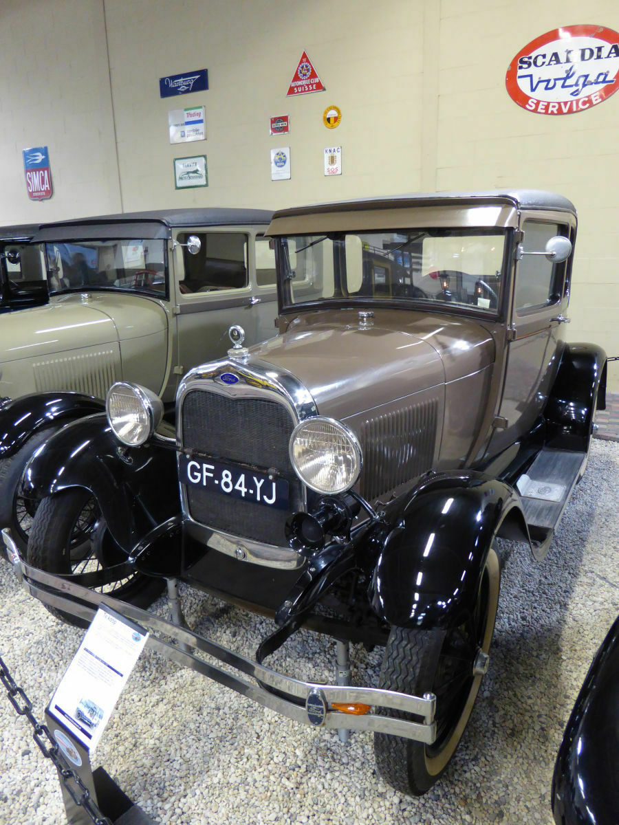 Ford A Standart Coupe 1928