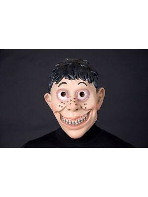 Maske für Erwachsene Junge mit Zahnspange Party Kostüm (Kostüm Zahnspangen)