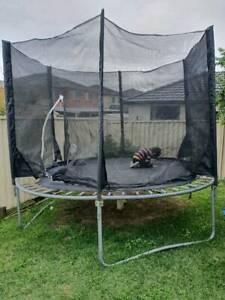 Free plum Trampoline 10ft
