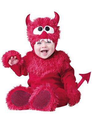 Infant Baby Lil' Red Devil Costume ](Devil Baby Costume)