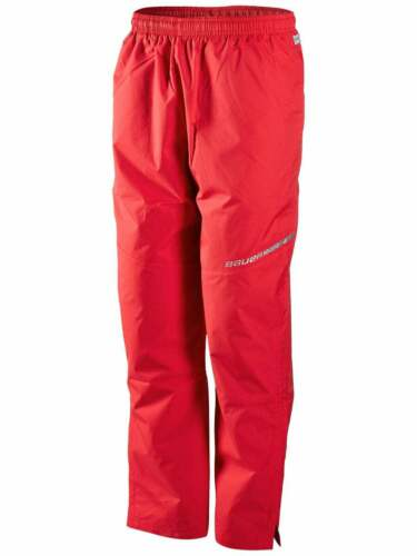 Bauer Flex Track Pants Red - Youth XS