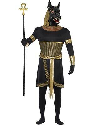 Herren Anubis Kostüm Ägyptische Gut der Schakal Erwachsene Halloween Kostüm - Gute Herren Kostüm