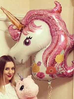 Unicorn  Balloon kids Birthday Party Supplies Wedding Baby Shower Decor Rainbow](Rainbow Balloons)