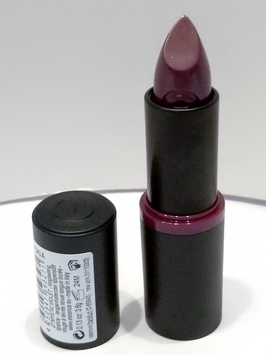 Essence Make up longlasting Lippenstift mystic violett Nr.27 3,8g