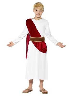 Boys Toga (Roman Boy Julius Caesar Toga Child)