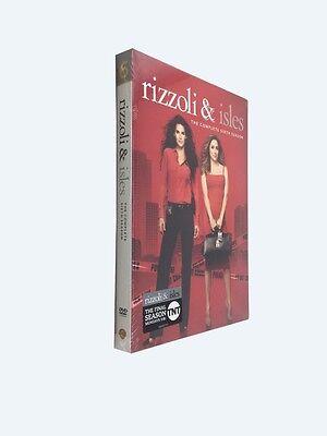 Rizzoli & Isles: The Complete Sixth Season 6 (DVD, 2016, 4 - Disc Set)