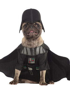 Star Wars Darth Vader Sith Dog Pet Costumes](Dog Darth Vader Costume)