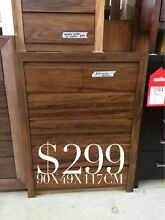 DRESSERS & TALLBOYS CLEARANCE! BRAND NEW & FACTORY SECONDS Logan Central Logan Area Preview