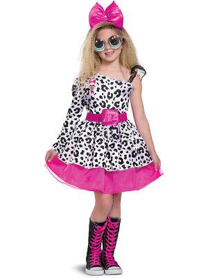 Diva Costumes For Girls (Girls LOL Surprise Diva Deluxe)