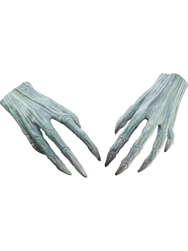 Adults Stranger Things Demogorgon Latex Hands Deluxe Costume Accessory
