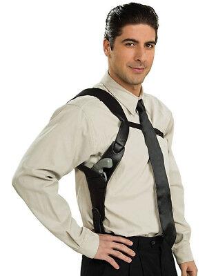 Costume Gun Holster (Roaring 20s Gangster Police Officer Costume Gun)