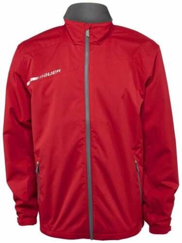 Bauer Flex Track Jacket - Red Youth Medium