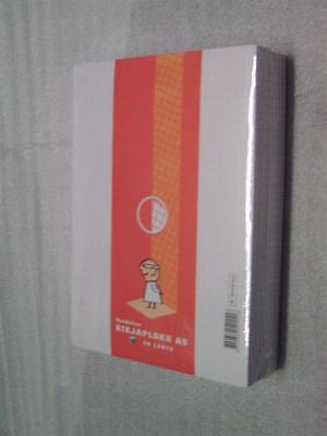 10 Stück Notizblock /Schreibblock /Briefblock,kariert,je  50 Blatt, DIN A4  1/2