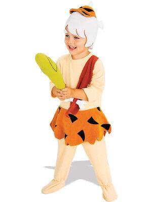 Flintstones Bamm Bamm Costume Childs size 4-6 Rubies 11607