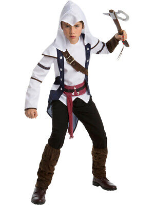 Assassin's Creed III Connor Assassin Bundle Boy's X-Large 14-16