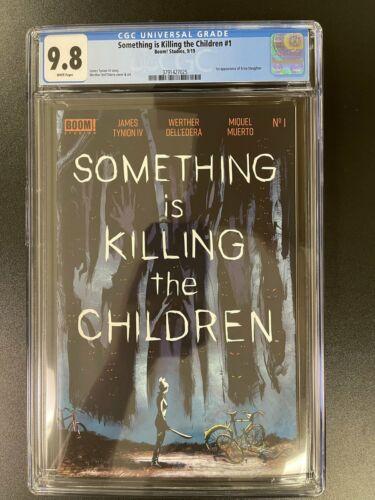 Something Is Killing The Children #1 1st First Print CGC 9.8 Tynion Boom Studios