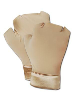 OccuNomix OccuMitts Compression Fingerless Support Gloves Small, Pair - Occumitts Support Glove