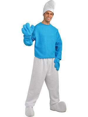Smurf costume for men Halloween - Halloween Costumes Smurfs