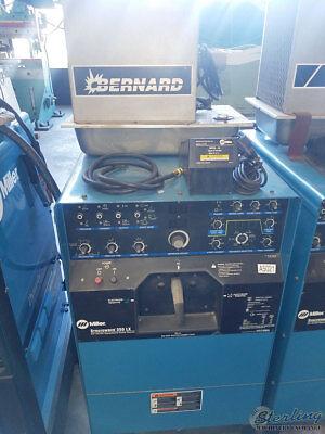 400 Amp Used Miller Syncrowave Tig Welder Mdl. Syncrowave 350 Lx A5021
