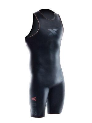 XTERRA Velocity0.02,Gr.SMALL, Speedsuit, ärmelloser Neopren, Neo, Triathlon