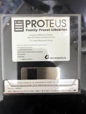 Synthesizers - E-Mu Proteus 2
