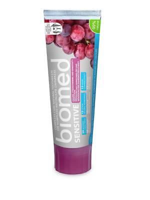 biomed sensitive natürliche Zahnpasta 100g