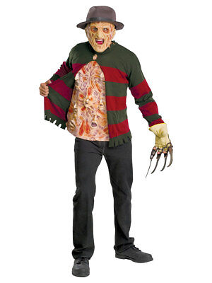 FREDDY KRUEGER CHEST OF SOULS COSTUME! NIGHTMARE ON ELM STREET ADULT RUBIE'S NEW](Freddy Chest Of Souls)