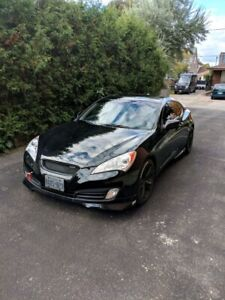 2010 Genesis Coupe 2.0T (LOW KM, NEVER WINTER DRIVEN)