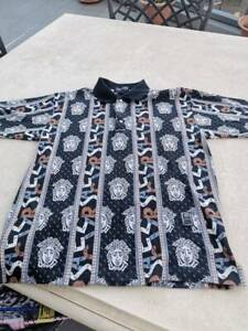 Versace polo shirt rare original